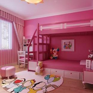 儿童房装修攻略 助孩子快乐长大